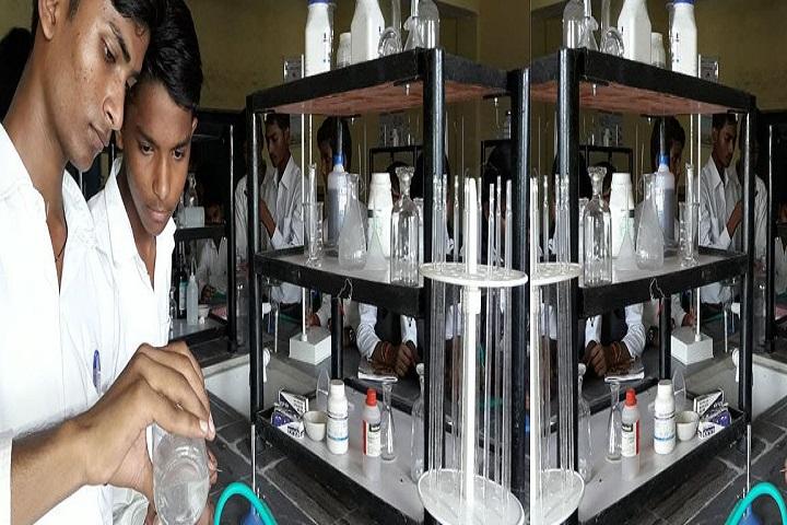 Children Army Public School-Science Lab