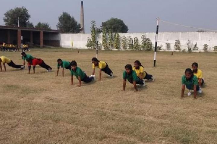Children Army Public School-Physical Education