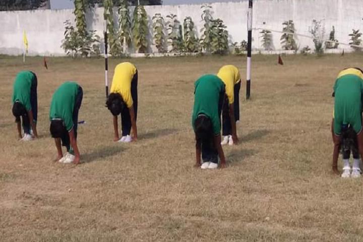 Children Army Public School-Yoga