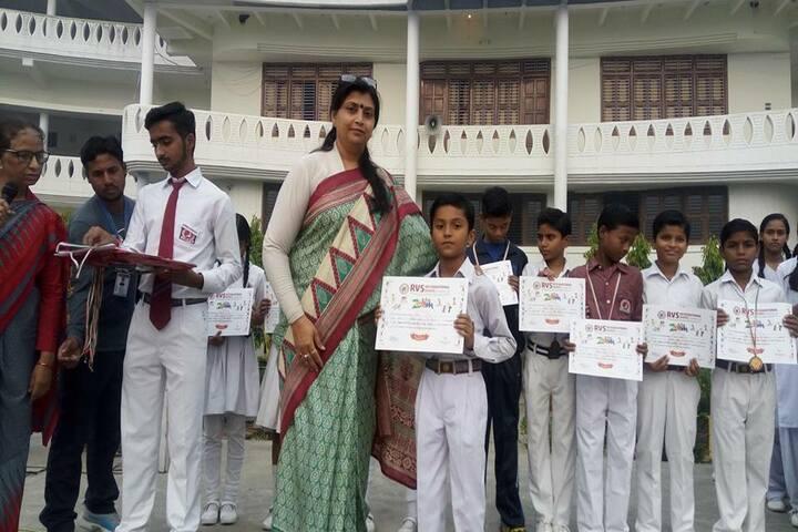 Children Public Sr Sec School-Award