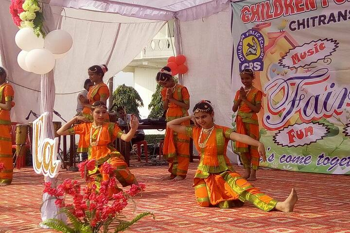 Children Public Sr Sec School-Fest