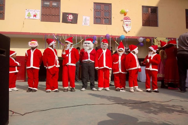 Children School-Xmas