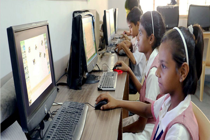 Children Academy-Computer Lab