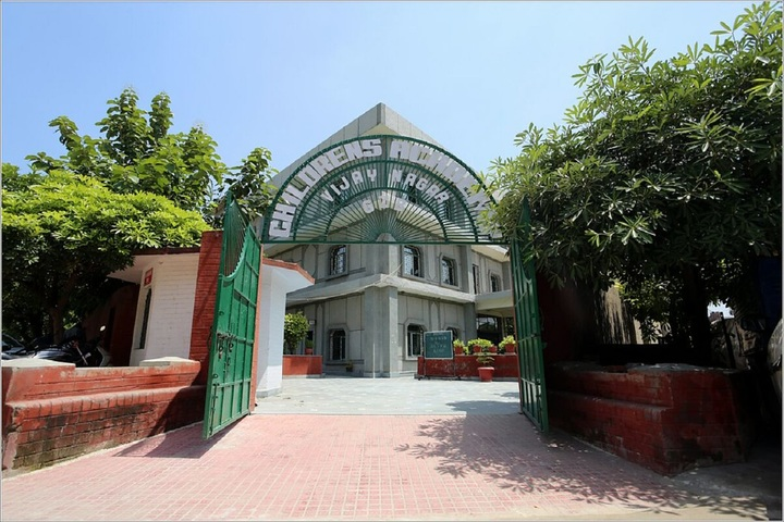 Children Academy-Entrance