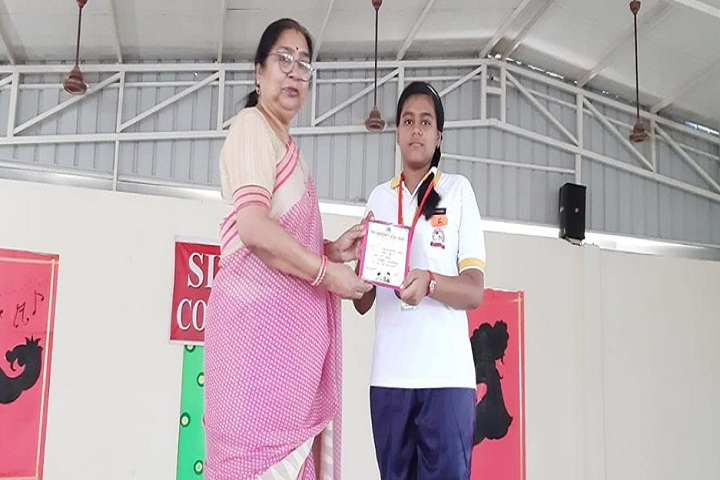 Childrens Academy-Prize Distribution
