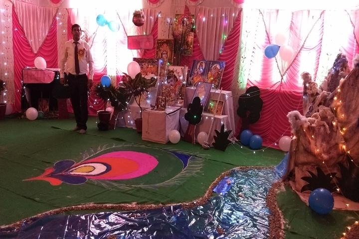 Childrens Academy-Janmastami Celebration