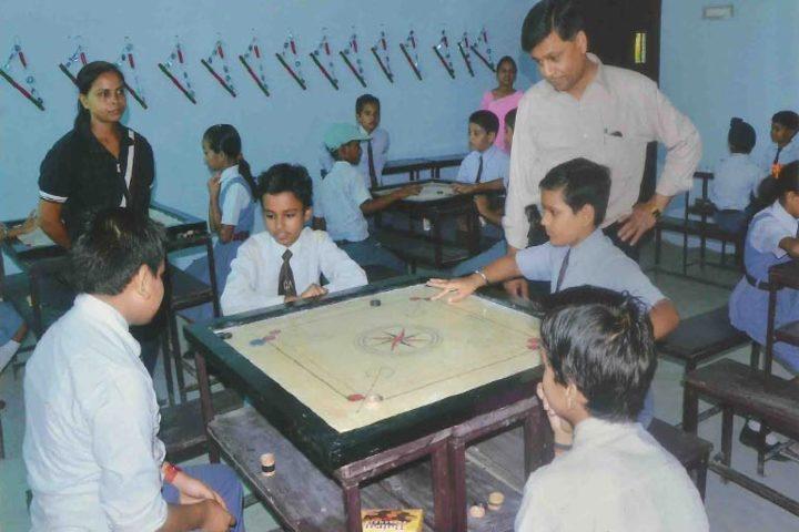 Childrens Academy-Indoor Games