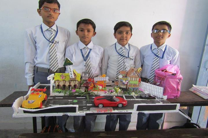 Christ Convent School Rath-Exhibition