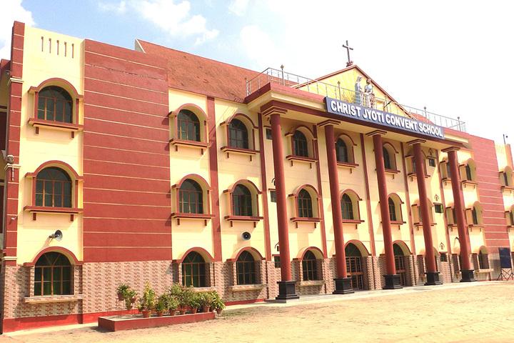 Christ Jyoti Convent School-Campus