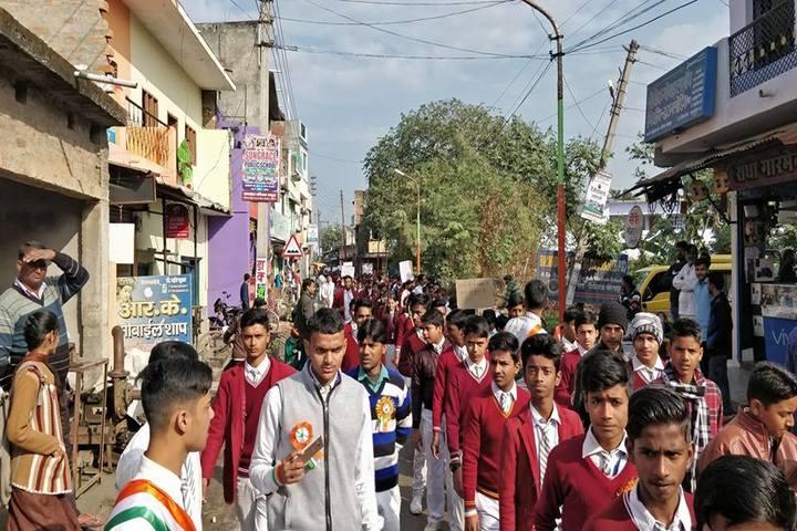 Christuraja Public Senior Secondary School-Activity