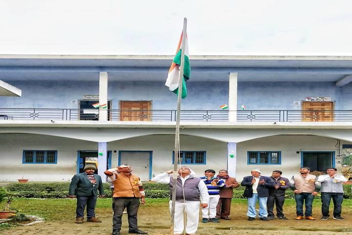 Christuraja Public Senior Secondary School-Republic Day
