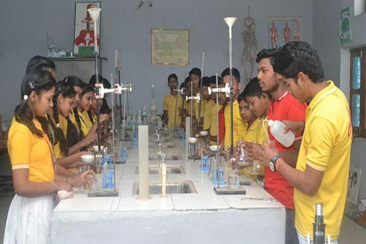 Christuraja Public Senior Secondary School-Chemistry Lab