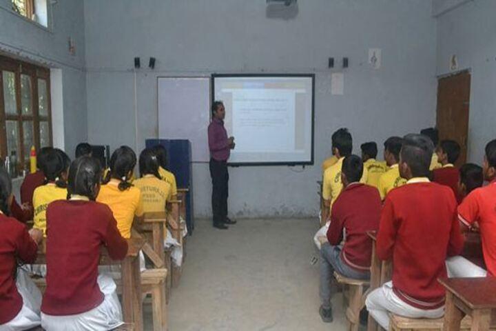Christuraja Public Senior Secondary School-Classroom