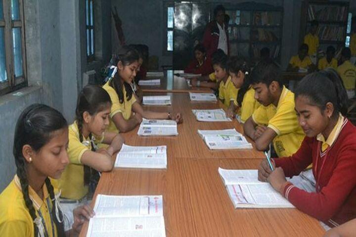 Christuraja Public Senior Secondary School-Library