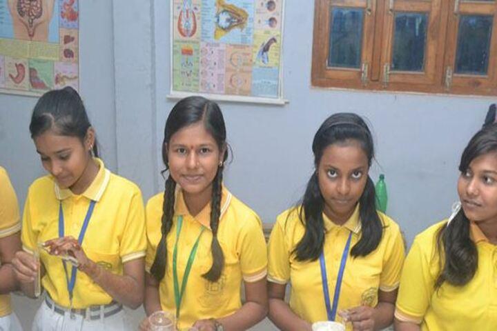 Christuraja Public Senior Secondary School-Students