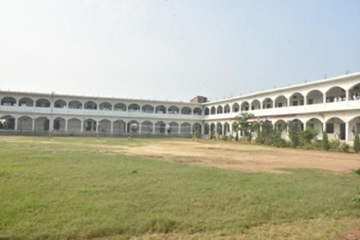Christuraja School-Campus View