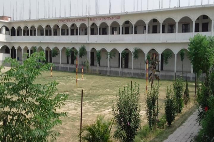 Christuraja School-Play Ground
