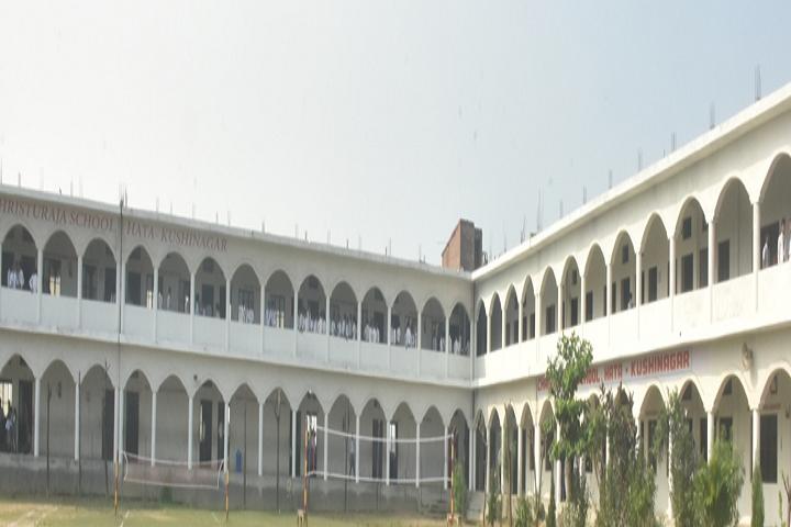 Christuraja School-School Building
