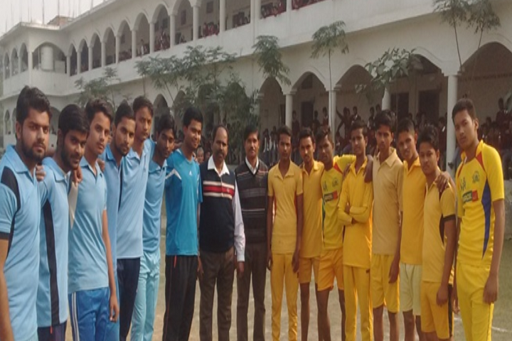 Christuraja School-Sports Team