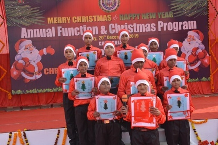 Christy Memorial School and College-Annual and Christams Function