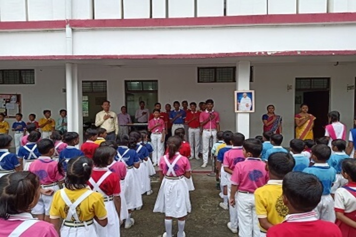 Christy Memorial School and College-Assembly