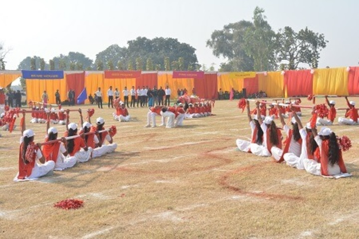 Christy Memorial School and College-Sports Day