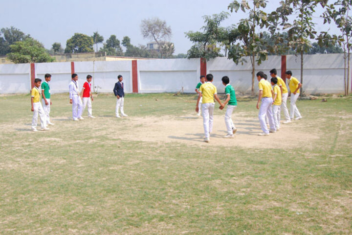 City Convent-Sports