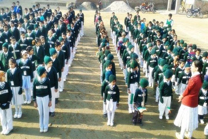 City Convent School-Republic day