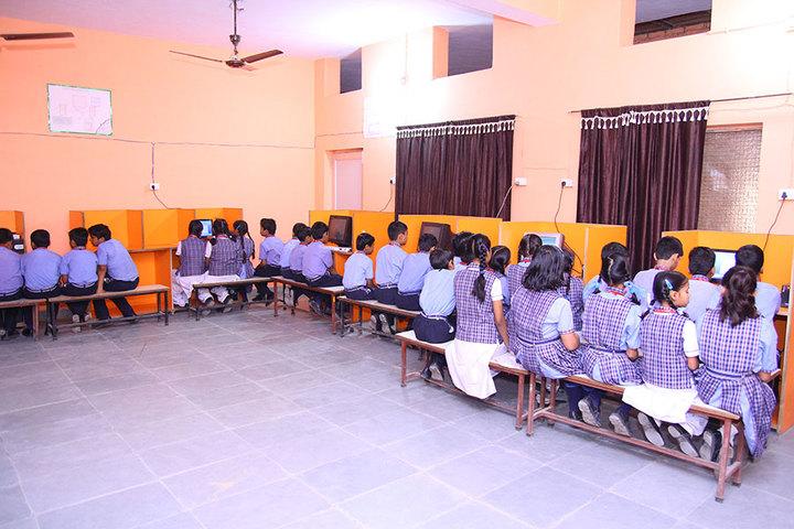 City Convent School-Computer Lab