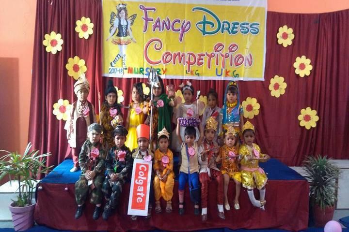 City Convent School-Fancy Dress