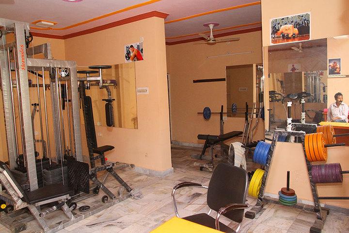 City Convent School-Gym