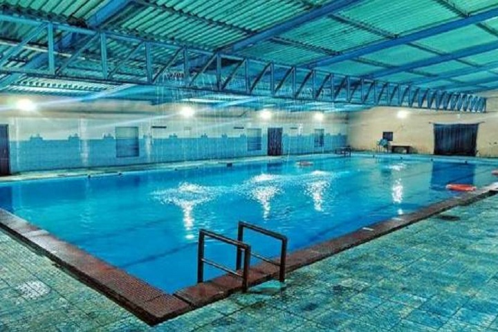 City Convent School-Swimming Pool