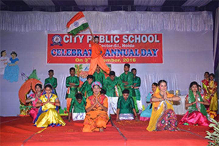 City Public School-Cultural Fest