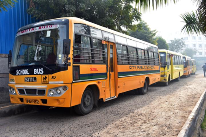 City Public School-Transport