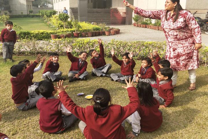 City Public School-Activity