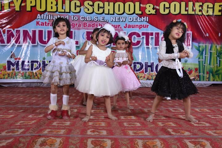 City Public School-Annual Function