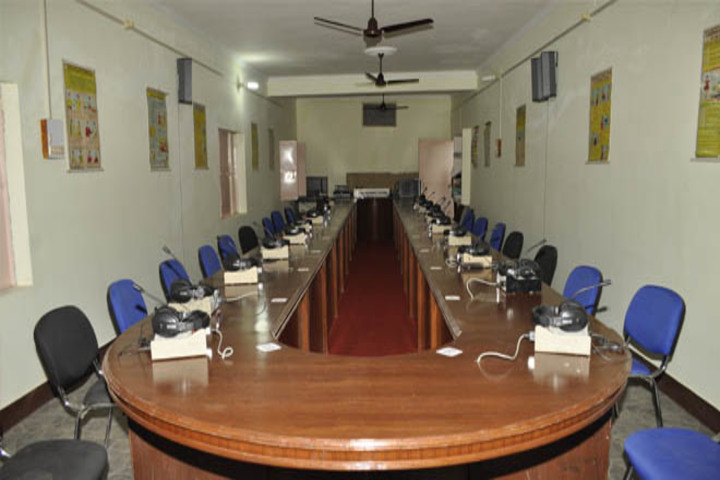 City Public School-Conference Hall