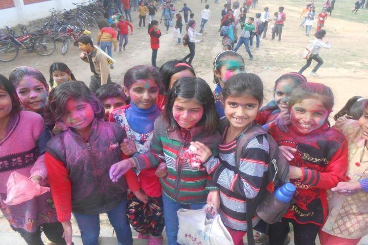 City Public School-Holi