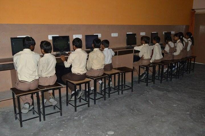 City Public School-Computer Lab