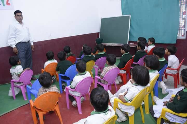 City Public School-Classroom