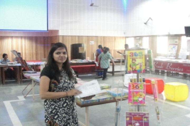 City Vocational Public School-Book Fair
