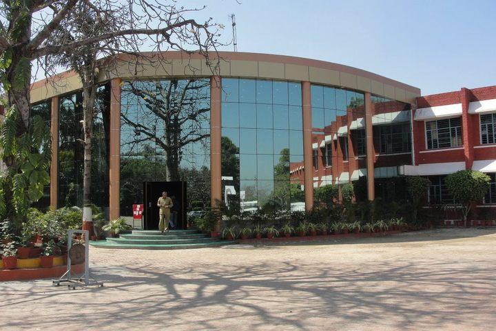 City Vocational Public School-Campus