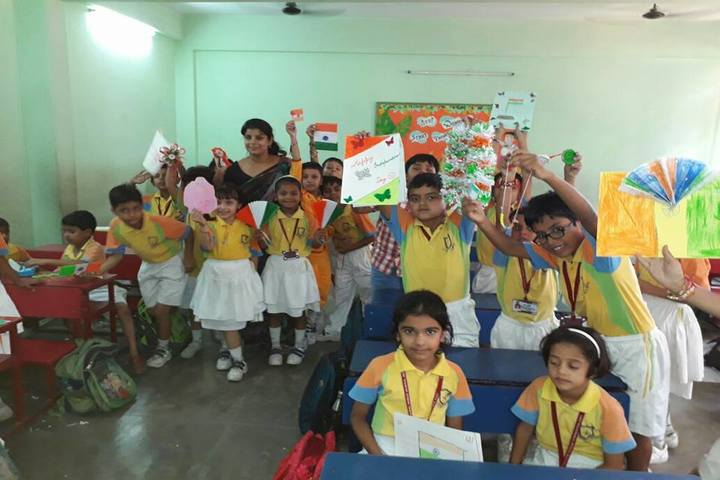 City Vocational Public School-Independence Day