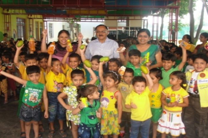 City Vocational Public School-Kg Activity
