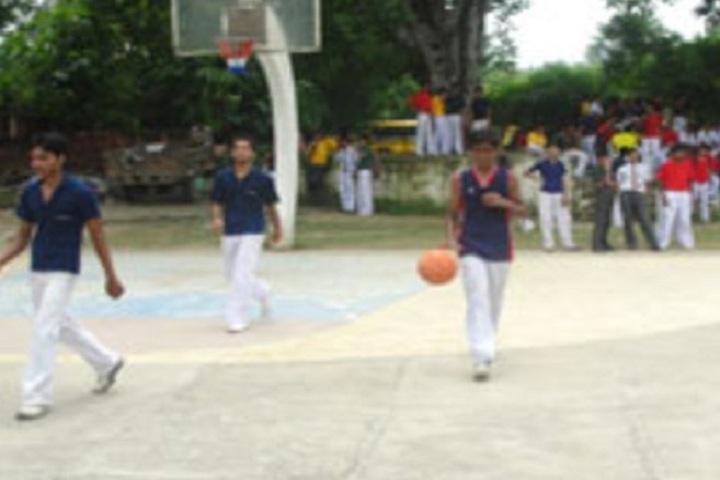 City Vocational Public School-Basketball