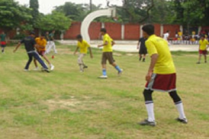 City Vocational Public School-Football