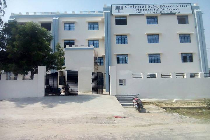 Colonel S N Mishra Obe Memorial School-Campus