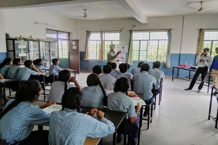 Colonel S N Mishra Obe Memorial School-Classroom