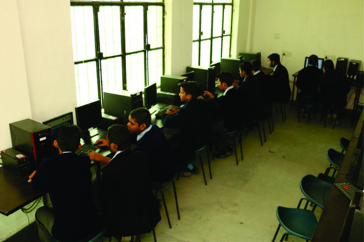 Colonel S N Mishra Obe Memorial School-Computer Lab