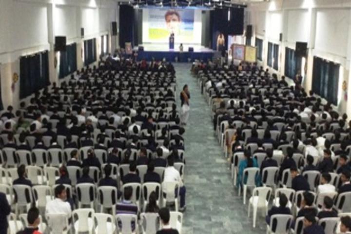 ColonelS Brightland Public School-Auditorium